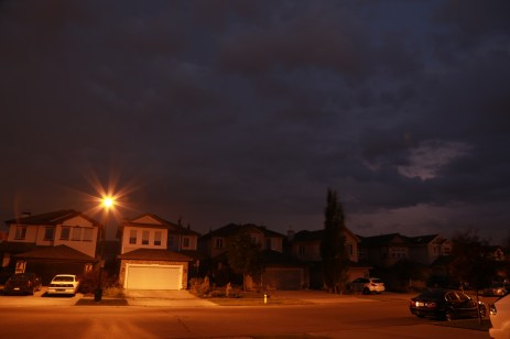More cloud flashes