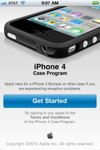 Apple Announces iPhone 4 Free Case Program