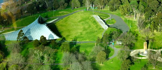 Melbourne parks