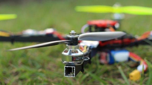 12-Quadcopter