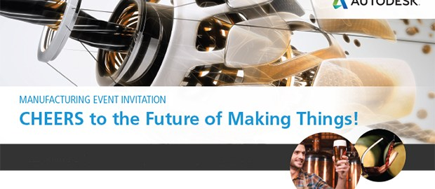 Autodesk Manufacturing Event 2015