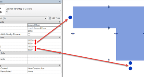 Revit Platform Families Multiple sides