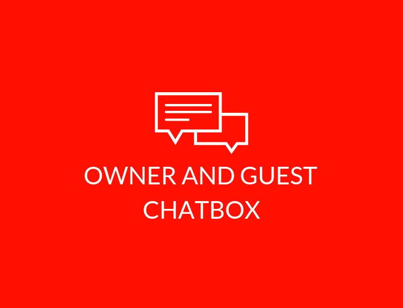 Exciting New Feature: Owner and Guest Chat Box
