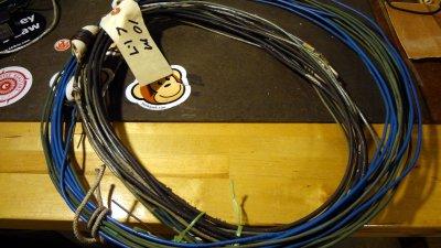 Bundles of wire