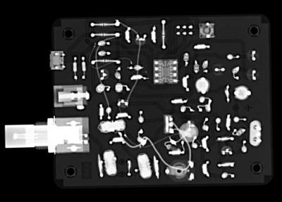 Etherkit OpenBeacon x-ray