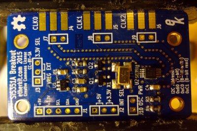 Caps and resistors