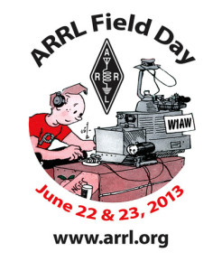 ARRL Field Day 2013 logo