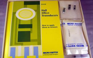 Hall effect transducer kit