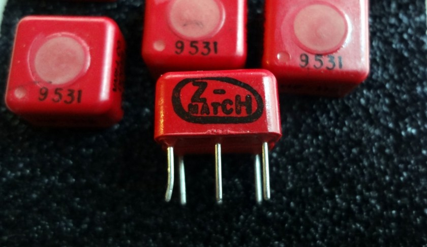 Mystery component marking