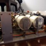 Filtering capacitors