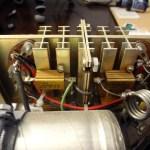 Power transistor, rear