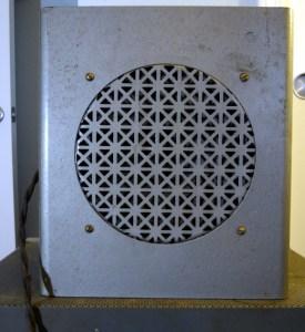 Hammarlund HQ-100 speaker