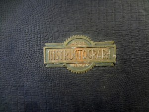 Instructograph label