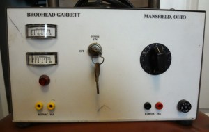 Variable power supply