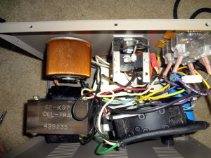 Power supply innards