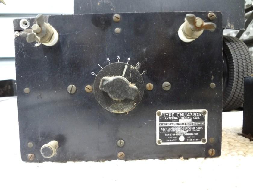 CML-47205 antenna loading coil