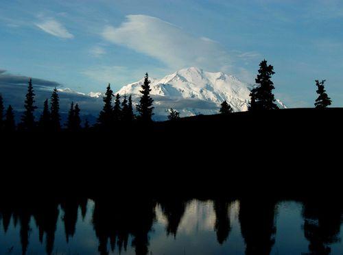 Denali National Park, Alaska, by Ted Lee Eubanks