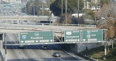 88 Freeway sign