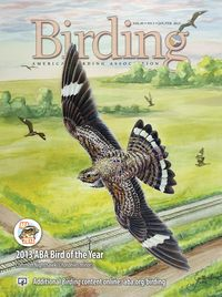 Birding, Jan-Feb-2013, UNCORRECTED Round 4 proofs, 01-Cover