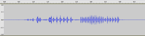 14-Lark Sparrow waveform