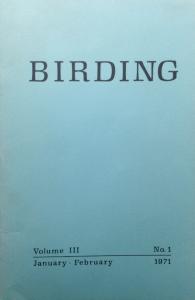 Birding front
