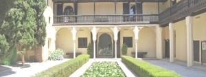 Los patios andaluces más bonitos de Granada
