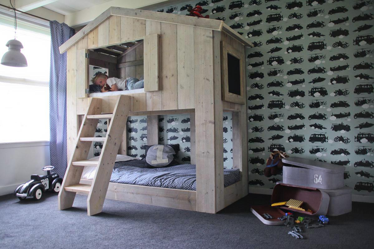 Le Lit Cabane Warchild Un Must Have Pour Votre Enfant