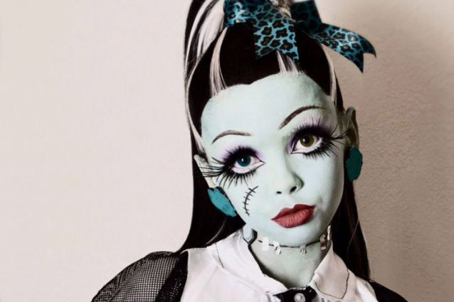 Maquillages Et Dguisements DHalloween Pour Vos Petits
