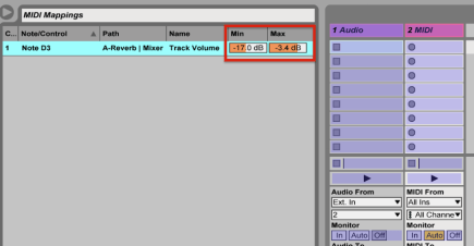 Velocity to Midi CC in Ableton Live - Overview and Max for