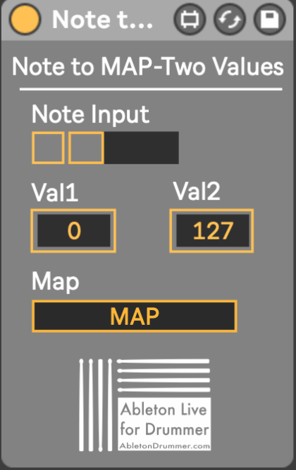 Flexibel MIDI mapping for Ableton Live