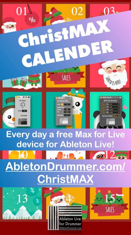 free Max for Live devices