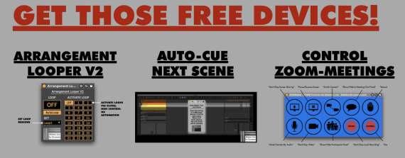 Free plug ins for Ableton Live