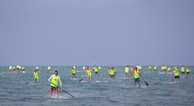 JP leading the pack in Stand Up Paddle (SUP)