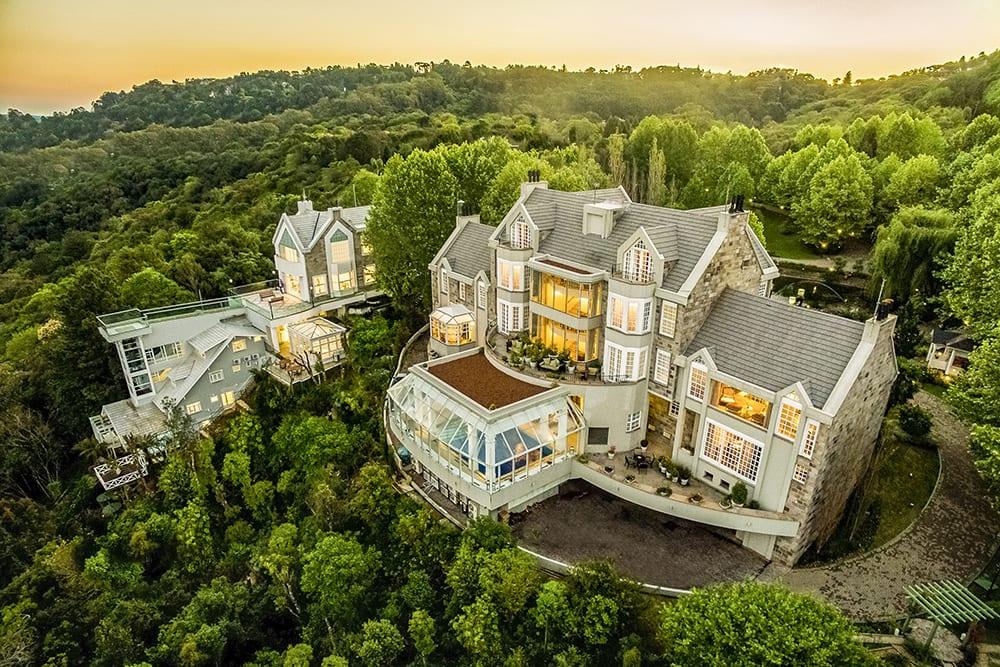 Hotéis de luxo pelo Brasil para se hospedar uma vez na vida