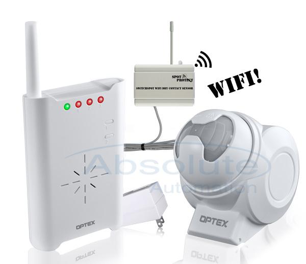 Driveway Security Alarms