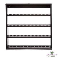 9597BLK - Wood Storage Shelf