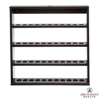 9597BLK - Wood Storage Shelf