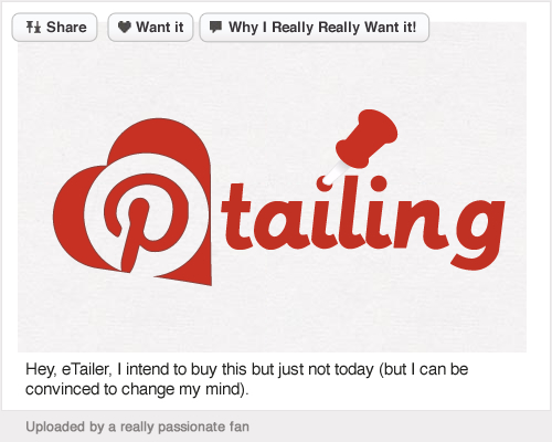 P-tailing using Pinterest to Drive Ecommerce