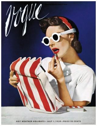 Copertina di Vogue, 1 giugno 1939