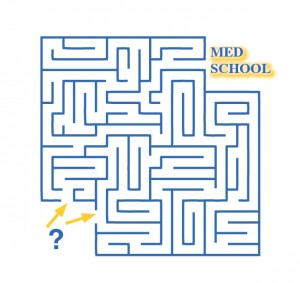 Are You Trying to Navigate the Med School Application Process?
