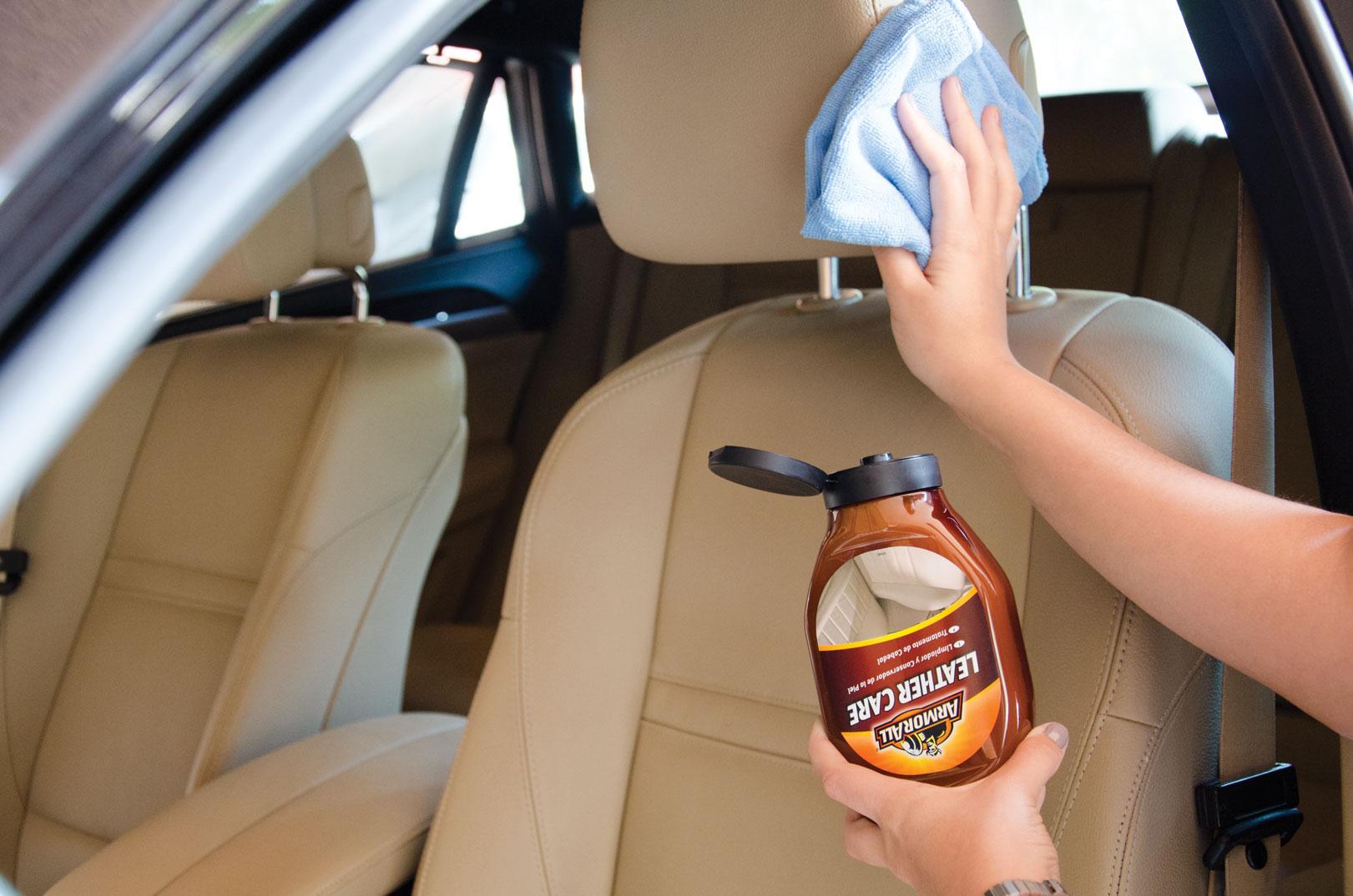 Image result for limpiar los asientos del coche