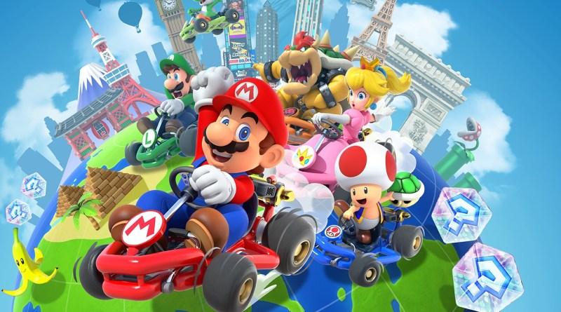 免費 Mario Kart 手機遊戲