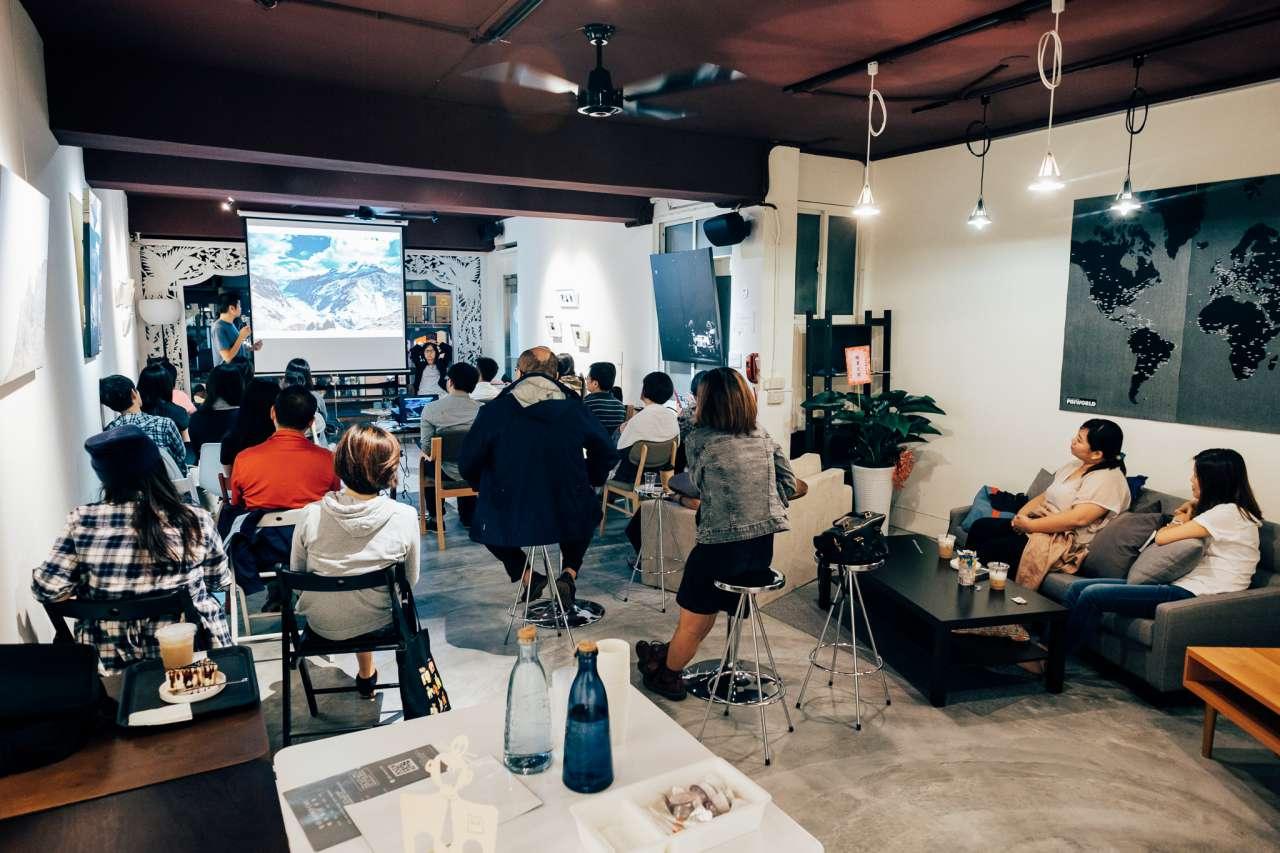 旬印Anemos Café富有歐陸風情的咖啡藝文市集 - Accupass 生活誌