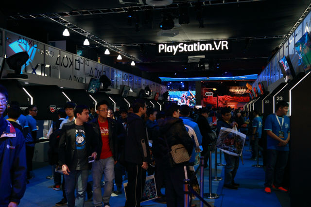 有史以來最盛大 — 2017臺北國際電玩展 VR,PS4,Show Girl 只會更多,不會更少! - Accupass 生活誌