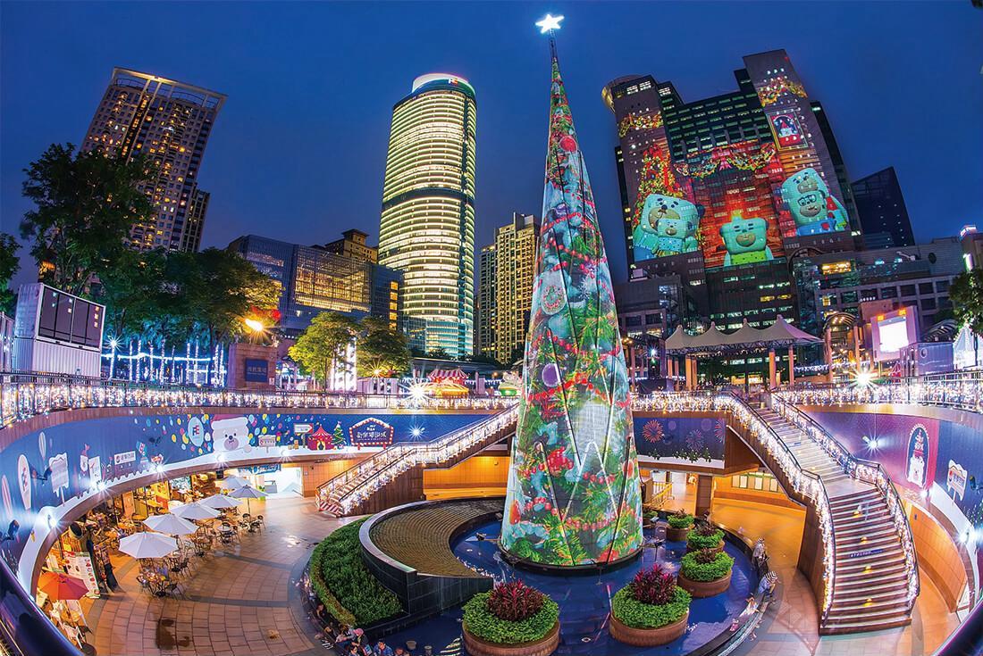 【聖誕特輯】2017板橋「新北耶誕城」華麗升級全攻略。超狂 ...