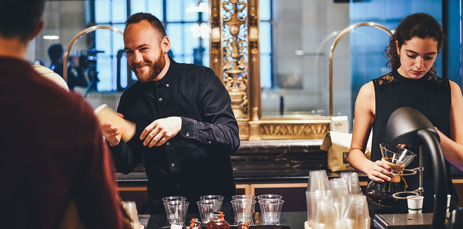 Hiring Trends: Why Financial Firms Are Hiring Bartenders, Baristas, and More - Cover