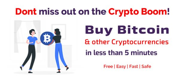 Buy Bitcoin and other cryptocurrencies