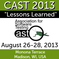 CAST2013_LessonsLearned