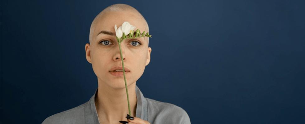 """""""O câncer tá na cara, mas às vezes você não vê"""""""