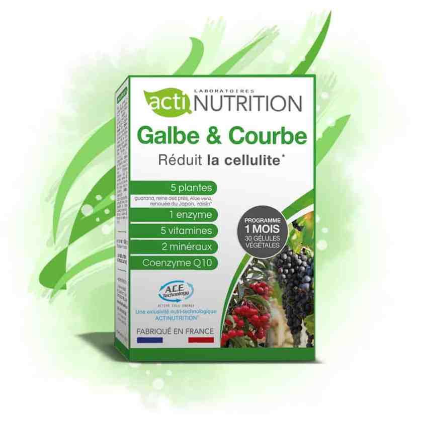 Galbe et Courbe Actinutrition